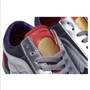 3d13d141647 Vans Shoes - Vans X Marvel Old Skool Avengers Shoes Size 9 Men